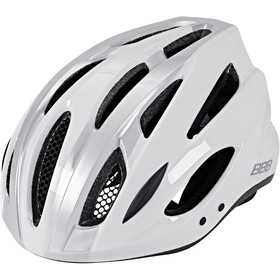 BBB Condor BHE-35 Cykelhjelm, white/silver
